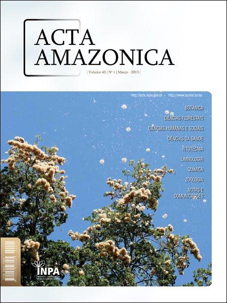 Capa Revista Acta