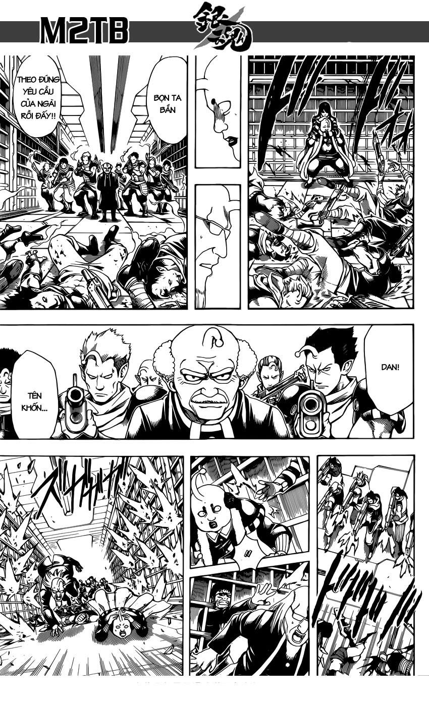 Gintama Chap 613 - Trang 13