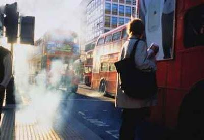 Cara Bersihkan Paru Paru Dari Polusi
