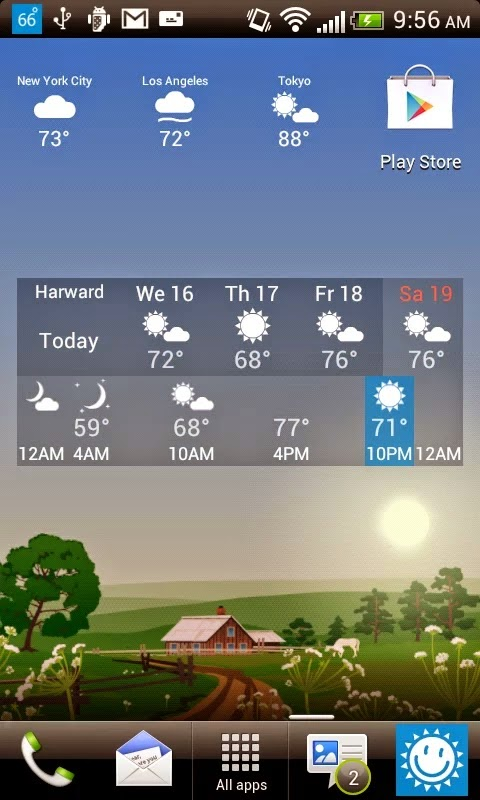 YoWindow Weather v1.7.24