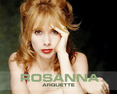Film Director Rosanna Arquette Wallpaper
