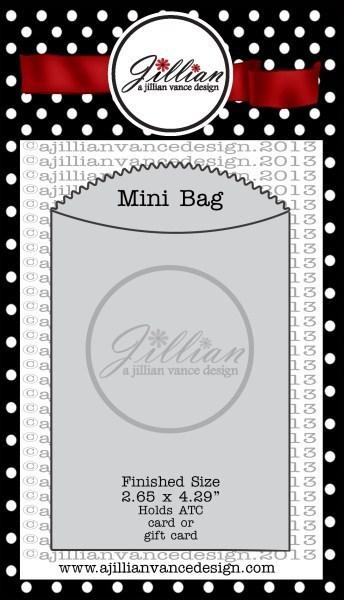 mini bag die