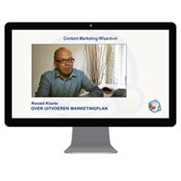 Video over uitvoeren marketing plan