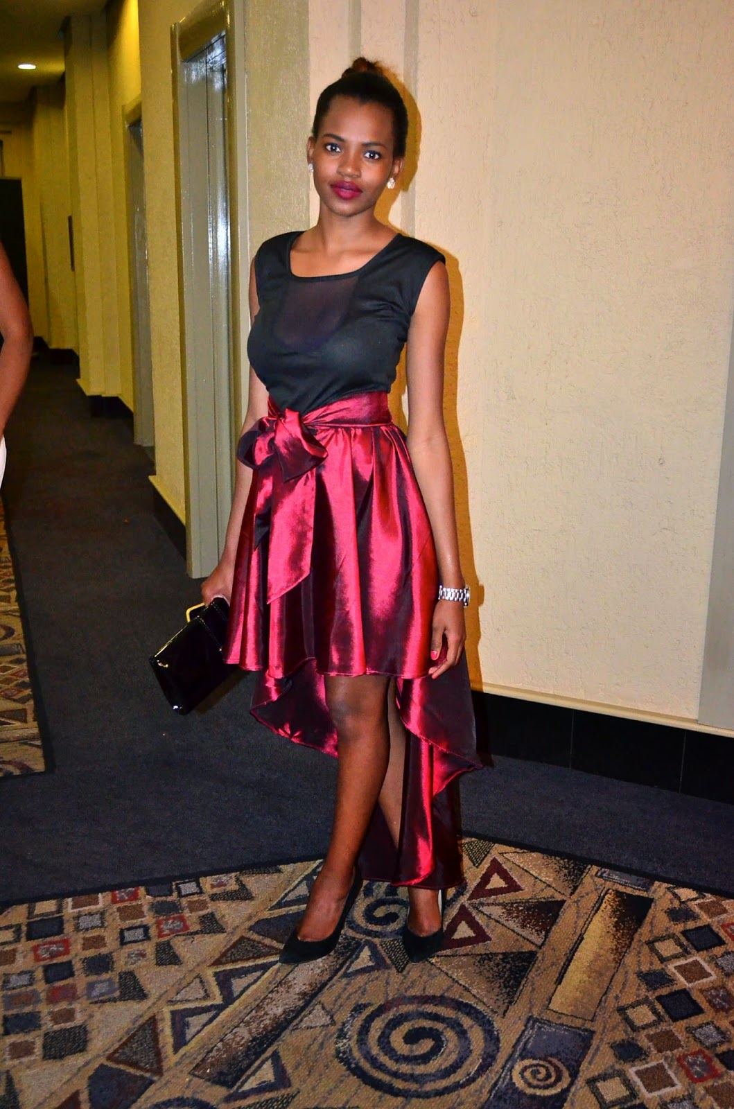The Look, Vakwetu, Miss Namibia 2014, Elizabeth Nailenge