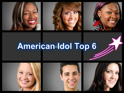 American Idol top 6 theme songs revealed