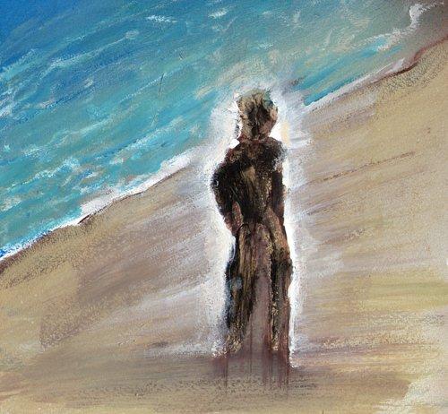 qi energia dipinti pittura orme magiche quadro disegno pittura dipinto spirituale arte zen