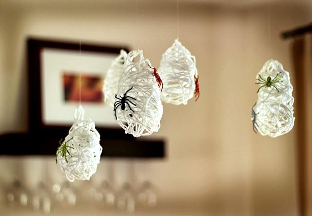 Nidos de araña DIY