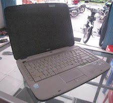 jual laptop 2nd acer aspire 4310