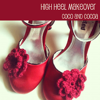 High Heel Makeover by Coco&Cocoa