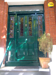 A New Green Door, A New Brighton Blog