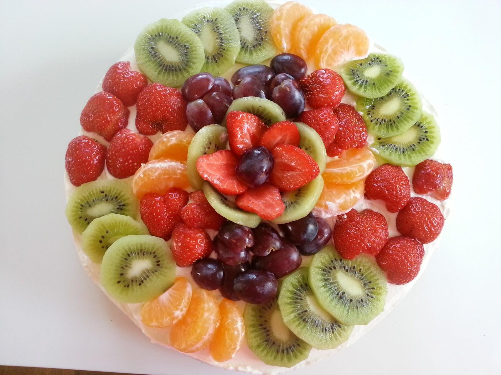 nyttig tårta utan socker