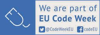 """Συμμετέχουμε στην """"Ευρωπαϊκή Εβδομάδα Κώδικα"""""""