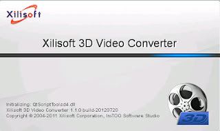 Xilisoft 3D Video Converter 1.1.0.20120720 Portable