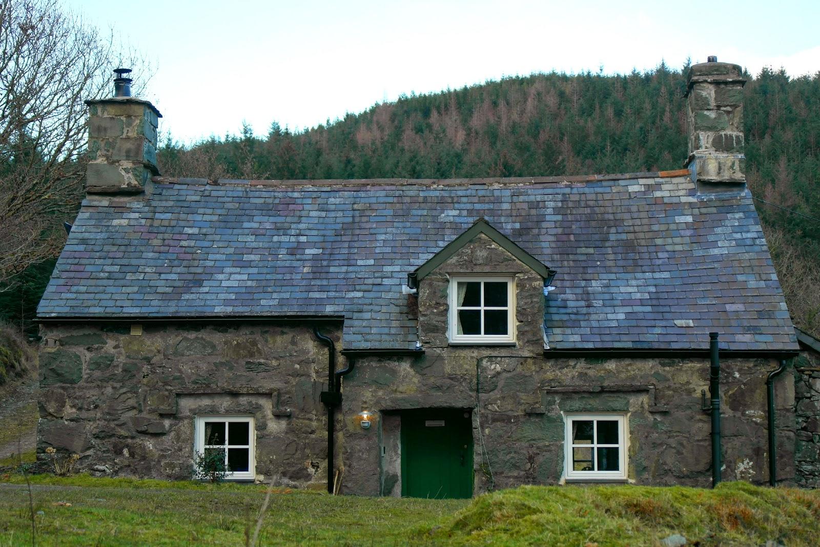 Casas rurales en gales la gu a cottage trayectorio - Casas rurales escocia ...