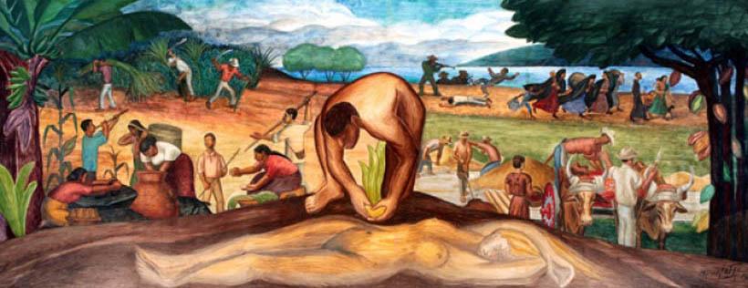 Los primeros esclavos africanos que llegan a Venezuela