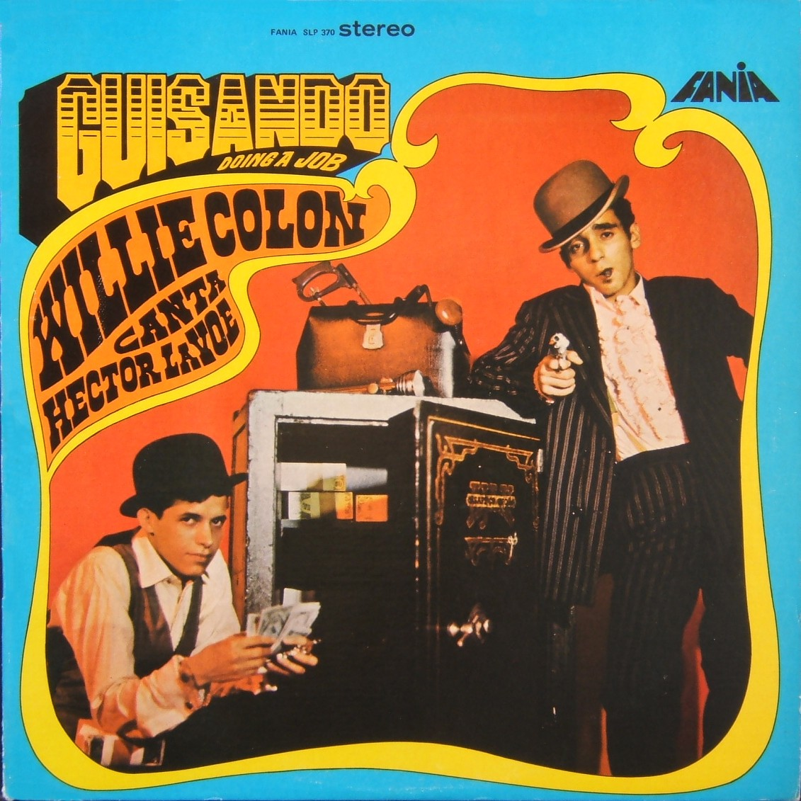 Willie colon the hustler