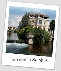 Isle sur la Sorgue