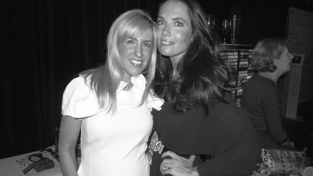 Power of Prive co-founder Vanessa Mulroney and Stacey Kimel