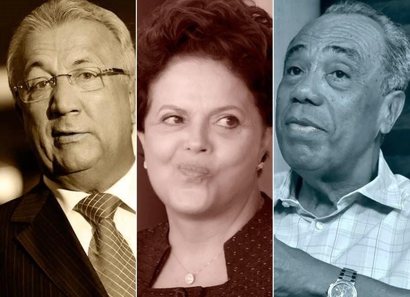 Aracajuanos reprovam gestões de Dilma Rousseff, Jackson Barreto e João Alves