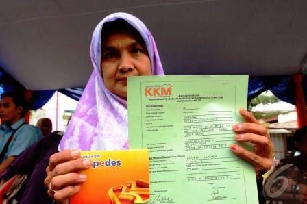 Cara Daftar Asuransi Murah AM-KKM BRI