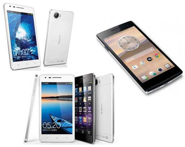 Harga Oppo Smartphone
