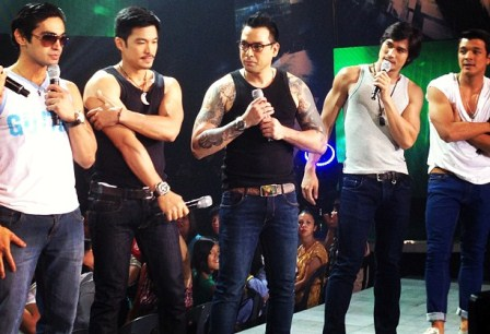 The Hunks on ASAP 18