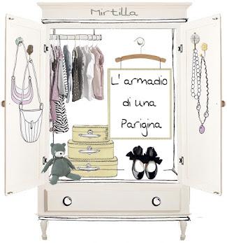 L'armadio di una Parigina