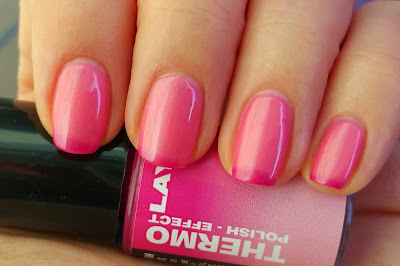 Layla Thermo Polish Effect n.4 Dark To Light Pink