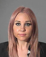 Amanda Bynes allegedly lunged at a fan after he tried to take her photograph on Friday