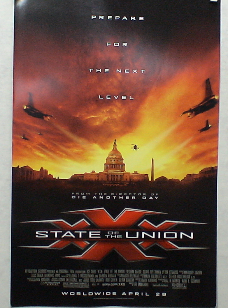 Watch XXX: State of the Union Movie Online Free 2005