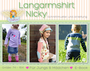 E-Book Langarmshirt Nicky