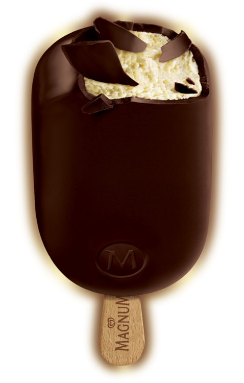 magnum ice cream stick