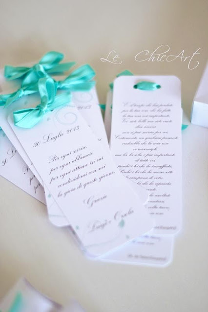 Matrimonio Tema Tiffany : My wedding tableau guestbook ventagli scatole