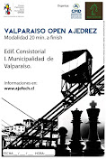 """2do VALPARAISO OPEN AJEDREZ"" - Cormudeportes Valpo. - Matvchess"