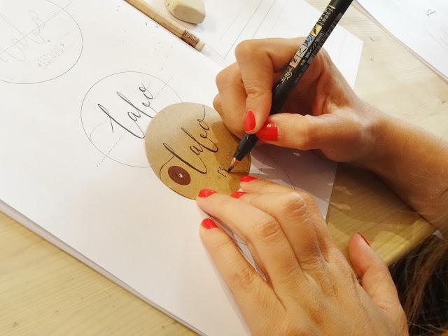 Labo Estudio - Taller Lettering para eventos - Happy Letters