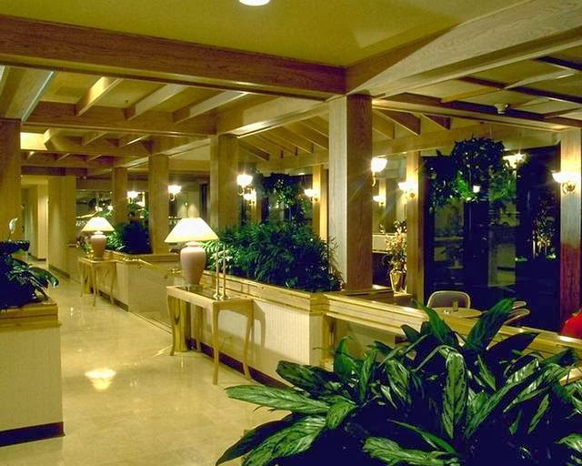 interior gedung elegan