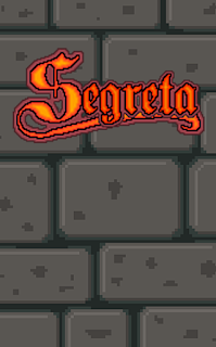 Screenshots of the Segreta for Android tablet, phone.