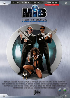 MIB: Men In Black - A Hardcore Parody - (+18)