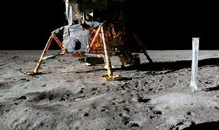 Módulo lunar Apolo 11