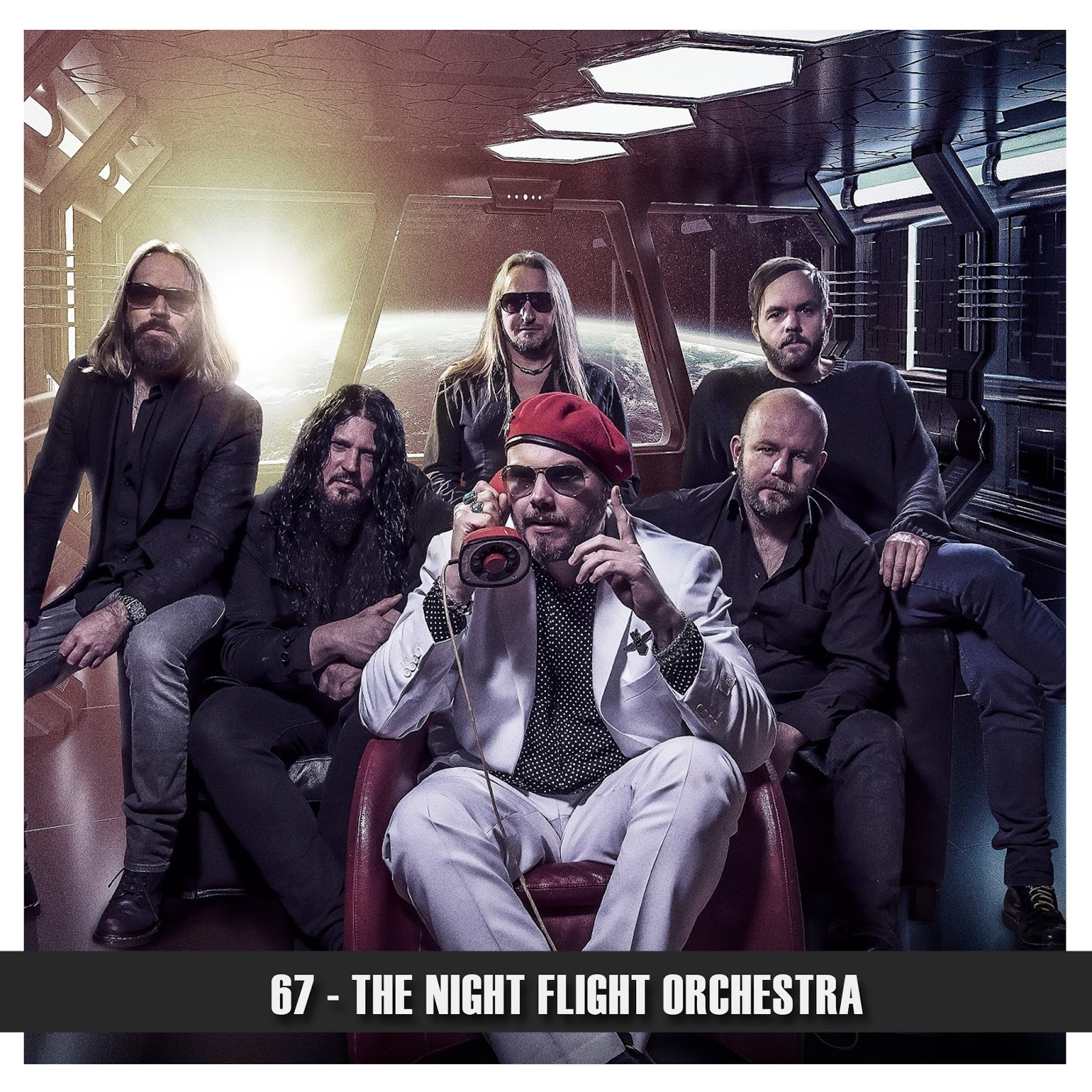 Doublecast 67 - The Night Flight Orchestra