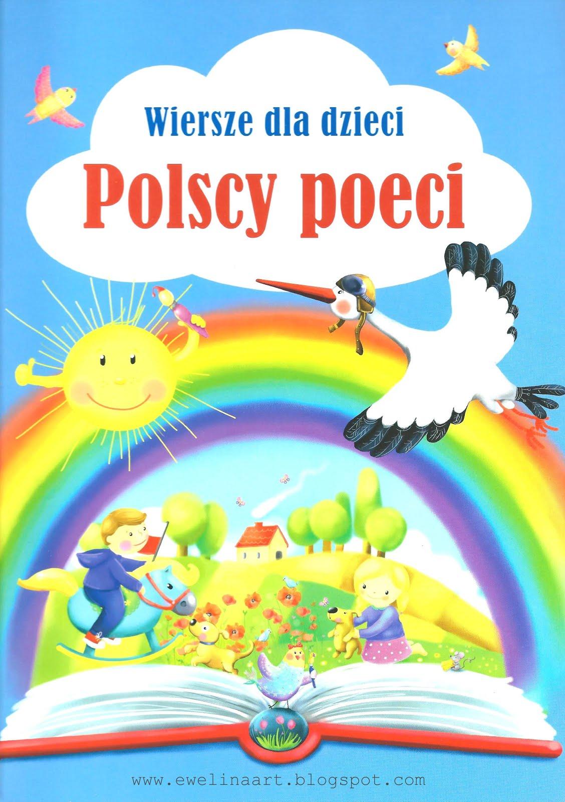 Polscy poeci. Wiersze dla dzieci.