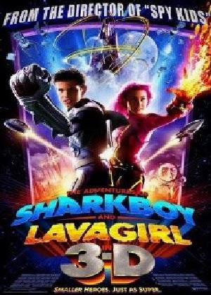 Cặp Đôi Siêu Nhân - The Adventures Of Sharkboy And Lavagirl (2005) Vietsub