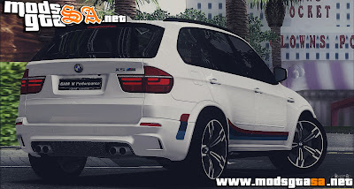 SA - BMW X5M MPerformance Packet