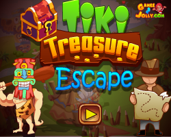 Tiki Treasure Escape Walk…