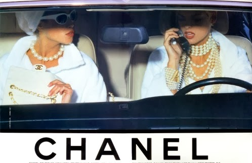 RARE CHANEL SUNGLASSES