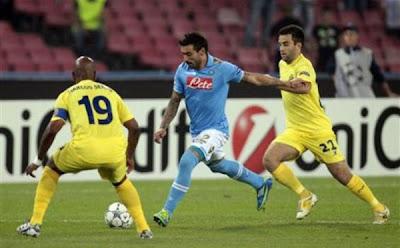 SSC Napoli 2 - 2 Villarreal CF (1)