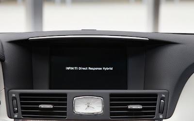 Nissan Hybrid Car pict