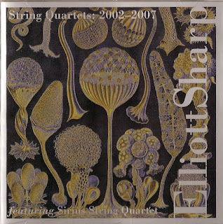 Elliott Sharp, String Quartets: 2002-2007