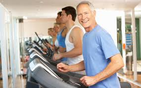 Workout Equipment Eases Joint Stress