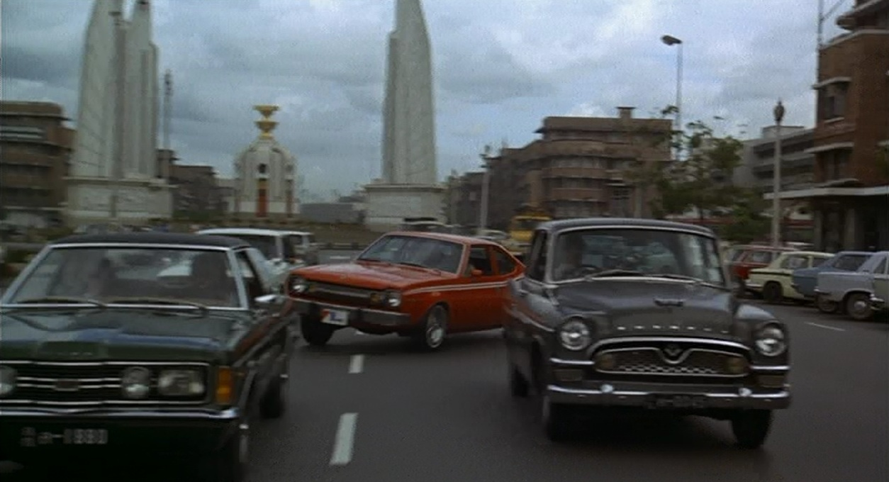 James bond locations bangkok car chase for Chaise auto